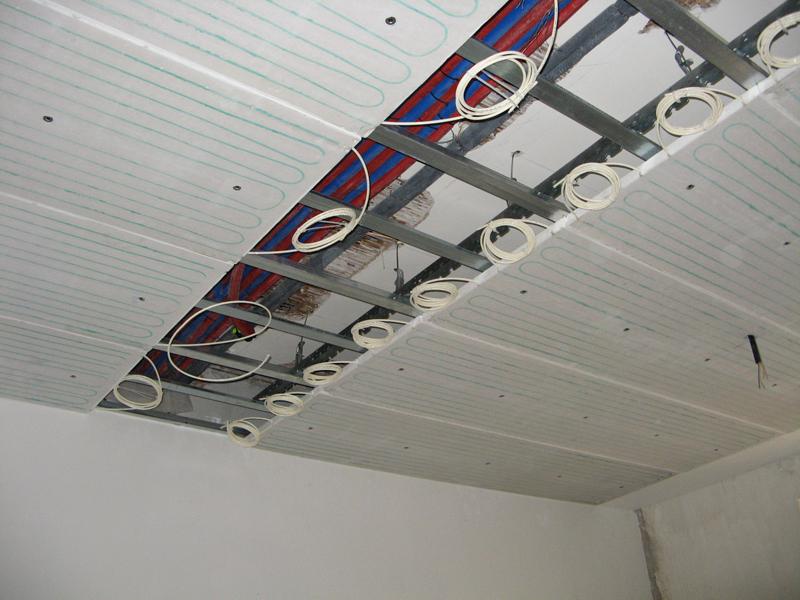 Installazione impianti a soffitto radiante a rimini teknoidraulica